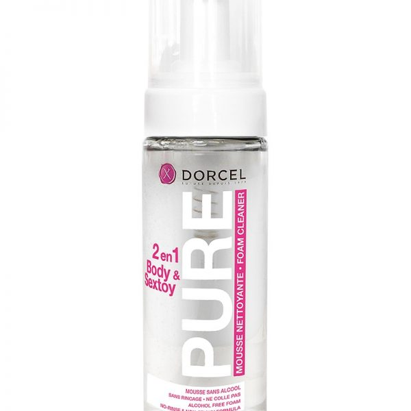 Dorcel 2 in 1 PURE Foam Cleaner 150ml