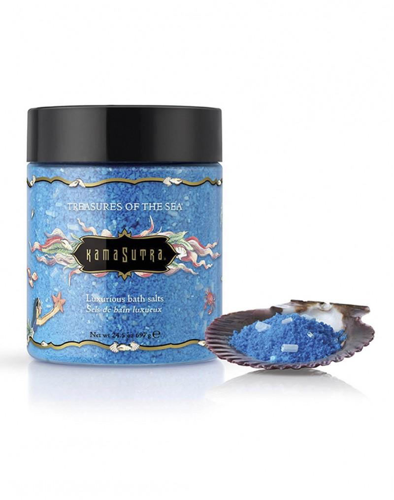 Kama Sutra - Bath additive - Treasures of the Sea