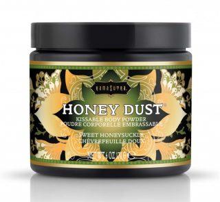 Kama Sutra - Honey Dust Body Talc - Sweet Honey Suckle