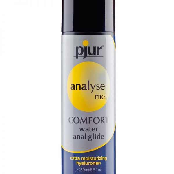 PJUR Analyse Me - Comfort Water 250 ml.