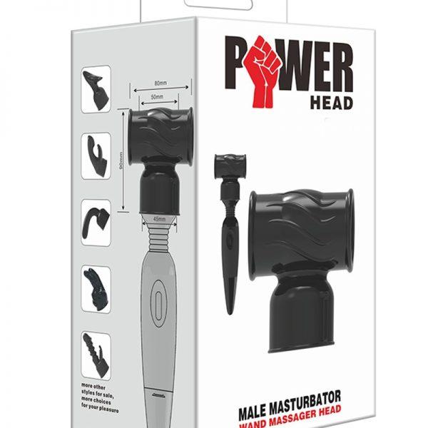 POWER - Massager Head Hummer Male
