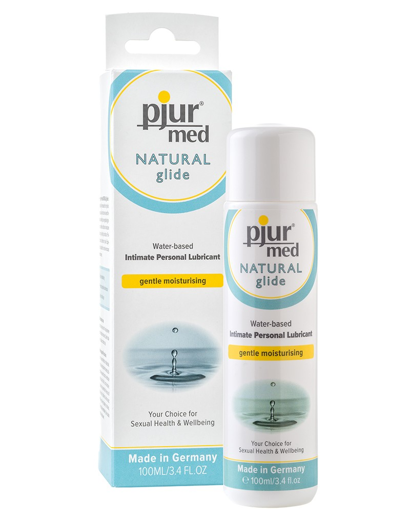 Pjur med Natural Glide (water basis)