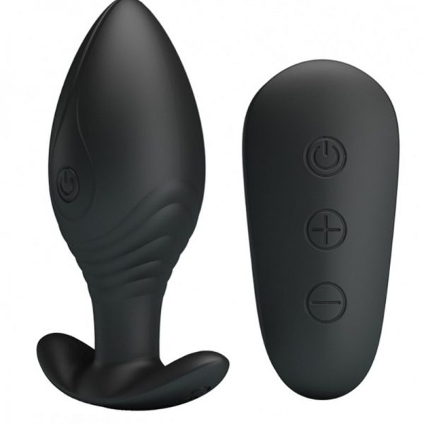 and a bulbous shaft that massages the anus¡¯ sensitive nerve endings during removal. The flared anchor handle rests snugly between your cheeks making it comfortable to wear while masturbating or during marathon sex sessions.