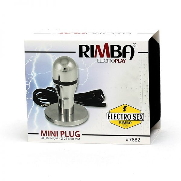 Rimba Electro Sex mini ballonplug