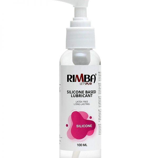 Rimba silicone lubricant is een glijmiddel op siliconenbasis. Geschikt voor gebruik met latex condooms en perfect voor massage. Dermatologisch getest. Gebruiksaanwijzing: Breng de hoeveelheid wat nodig is aan op het lichaamsdeel en herhaal indien gewenst.