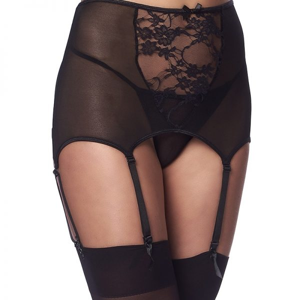 Amorable by Rimba suspenderbelt with thong and stockings