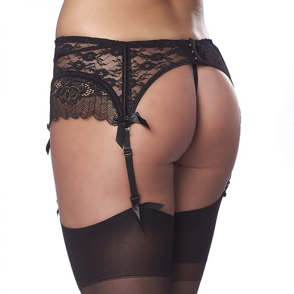 knickers and stockings