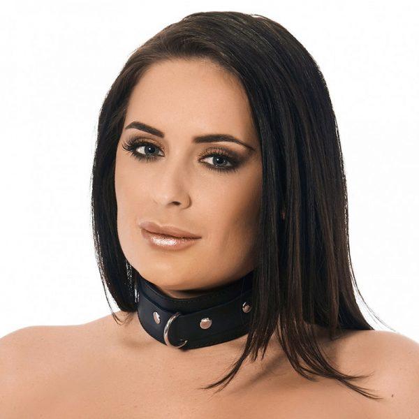 Rimba - Lederen Halsband boei