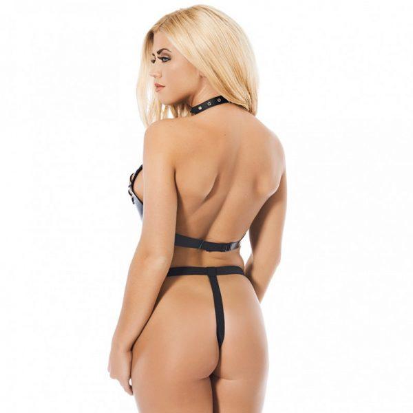 Rimba - Open Bikini met Veters