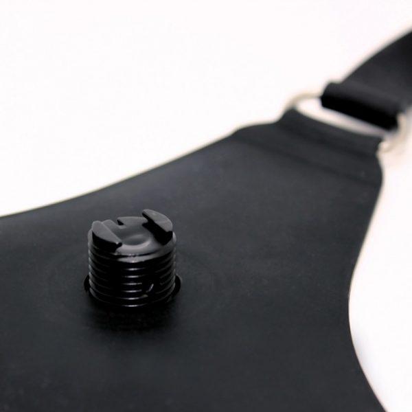 Rimba - Voorbinder met grote dildo