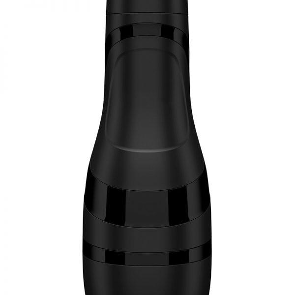 Deze mooie zwarte masturbator voor mannen heeft een universele sleeve. Laat je fantasie gaan tijdens het gebruiken ervan!