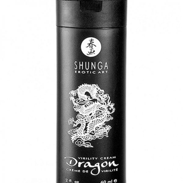 Shunga - Stimulation Cream Him/Her - Dragon Cream 60 ml.