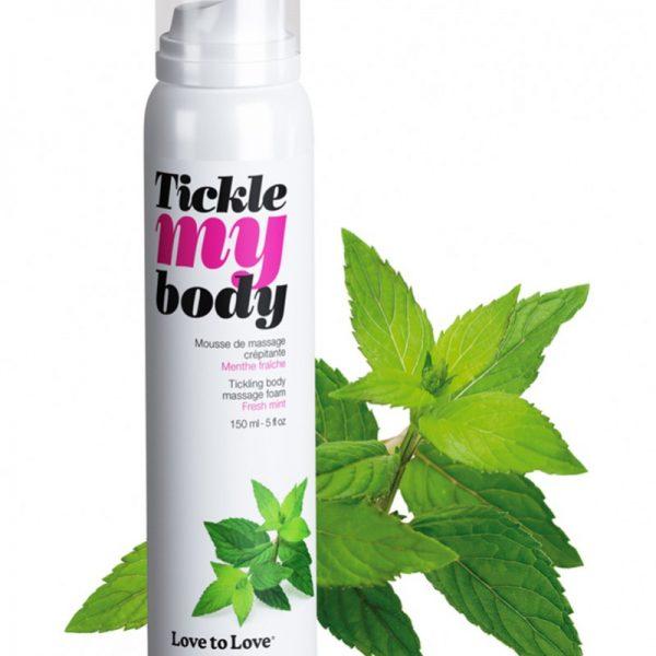 Tickle my body - Mint