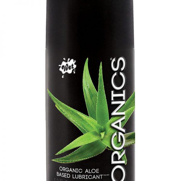Wet Organics is Ultra Moisturizing met Natrium Hyaluronaat & Tremella Fuciformis Extract die diep in de huid dringt