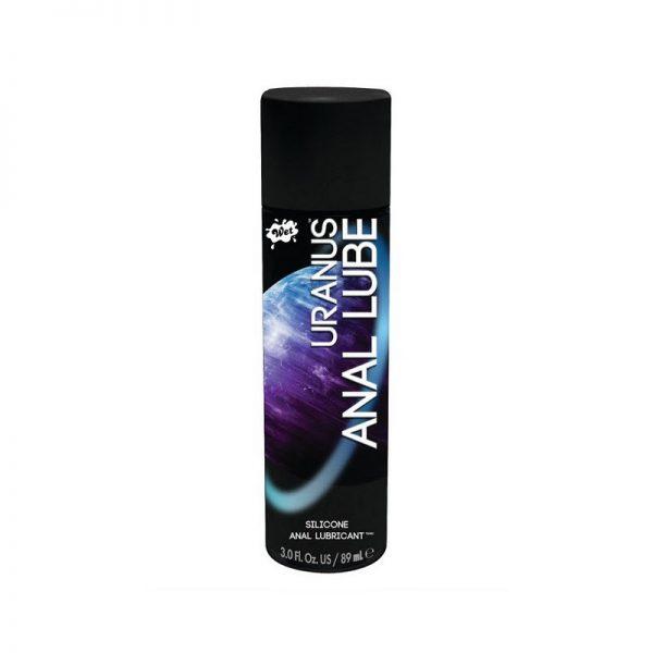 WET Uranus Anal Lube Silicone 89ml