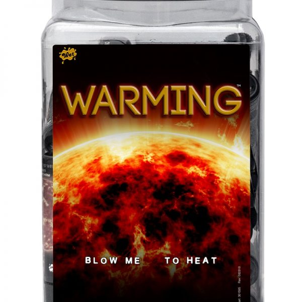 Oplosbaar in water. Subtiele verwarmende sensatie. Ook te gebruiken op tepels en erogene zones. Maak het spannend! Verwarmt zachtjes bij aanraking en wordt warmer bij uitspreiding… Blaas erop en het wordt warmer. Wet® Warming™ is zijdezacht
