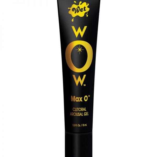 WET WoW Max O Clitoral Arousal Gel 15mL
