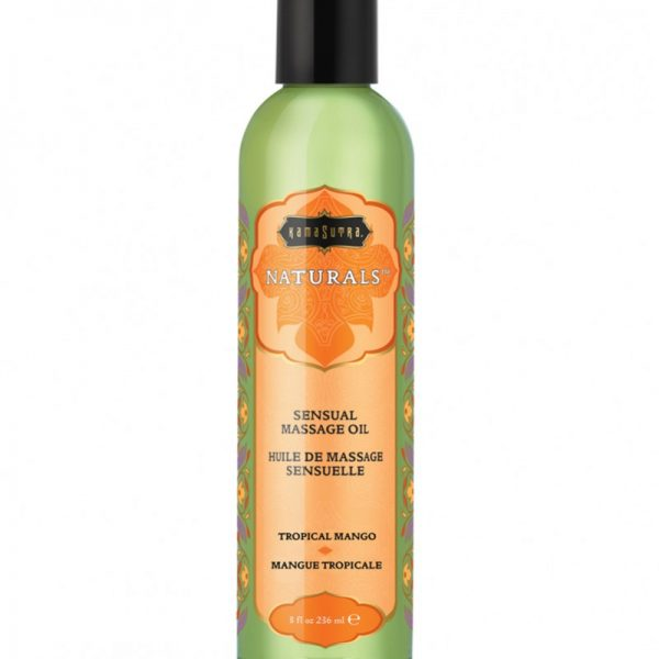 Kama Sutra - Naturals Massage oil - Tropische mango